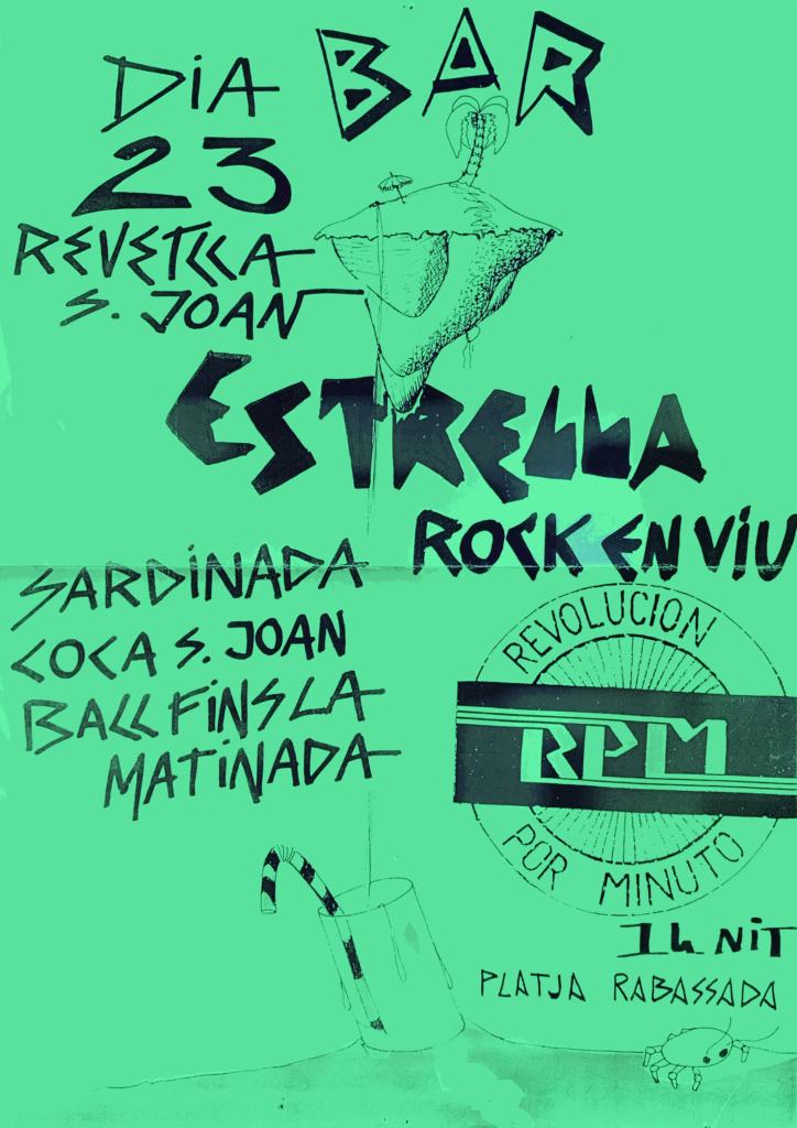 Rpm – La Estrella