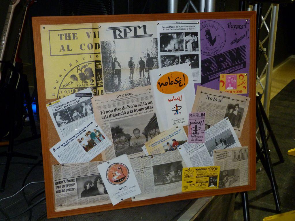 RamRom - Last Live - Carteles, prensa, etc.