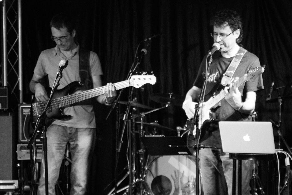 RamRom - Last Live - Hertz, con Ferran Noguera