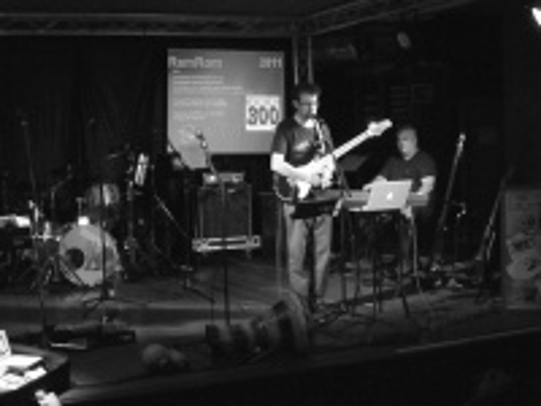 RamRom - Last Live - RamRom 300, con Paco Cano